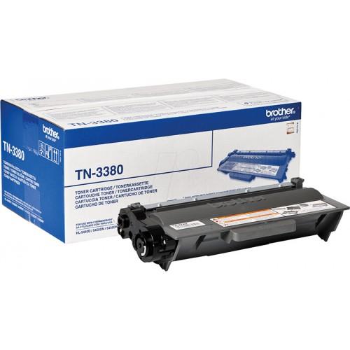 TONER ORIGINALE BROTHER TN3380 HL5450 - 8.000 PG